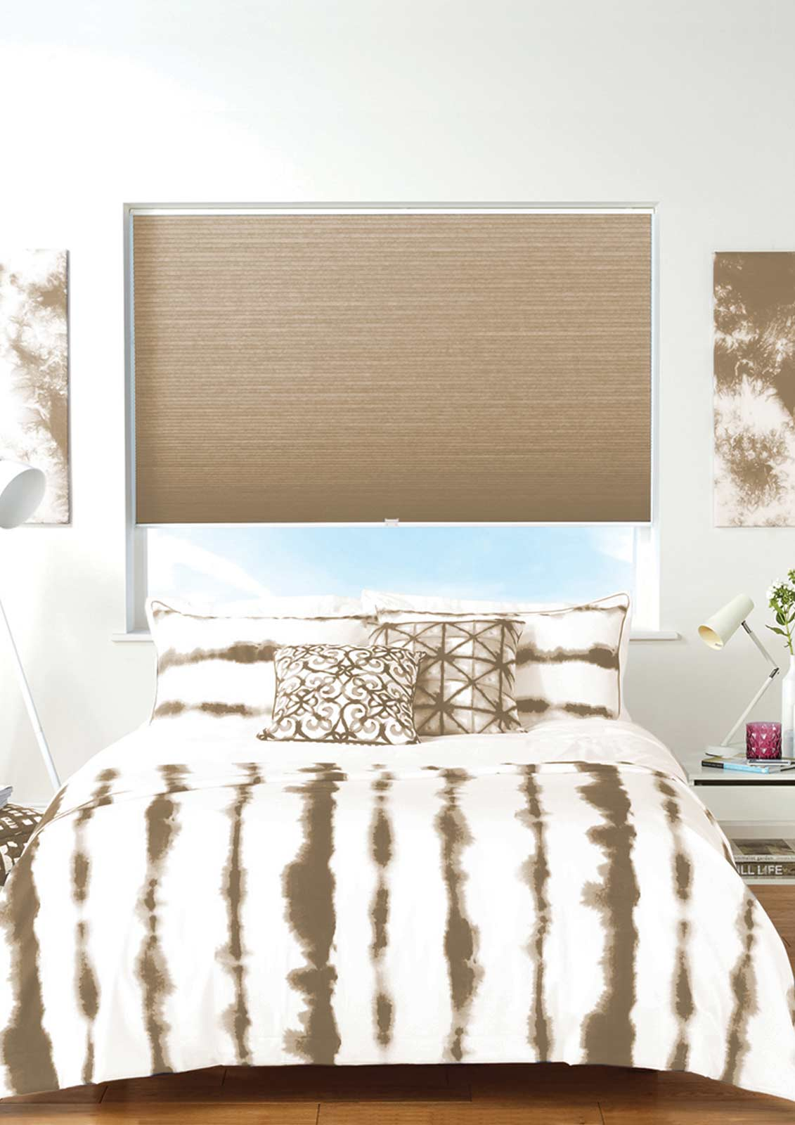 Honeycomb Blinds -  DABRY LINEN