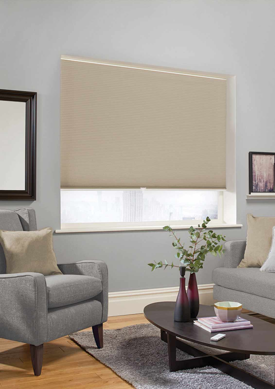 Honeycomb Blinds -  DARBY WILLOW