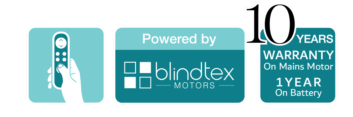 Blindtex Motorized Blinds