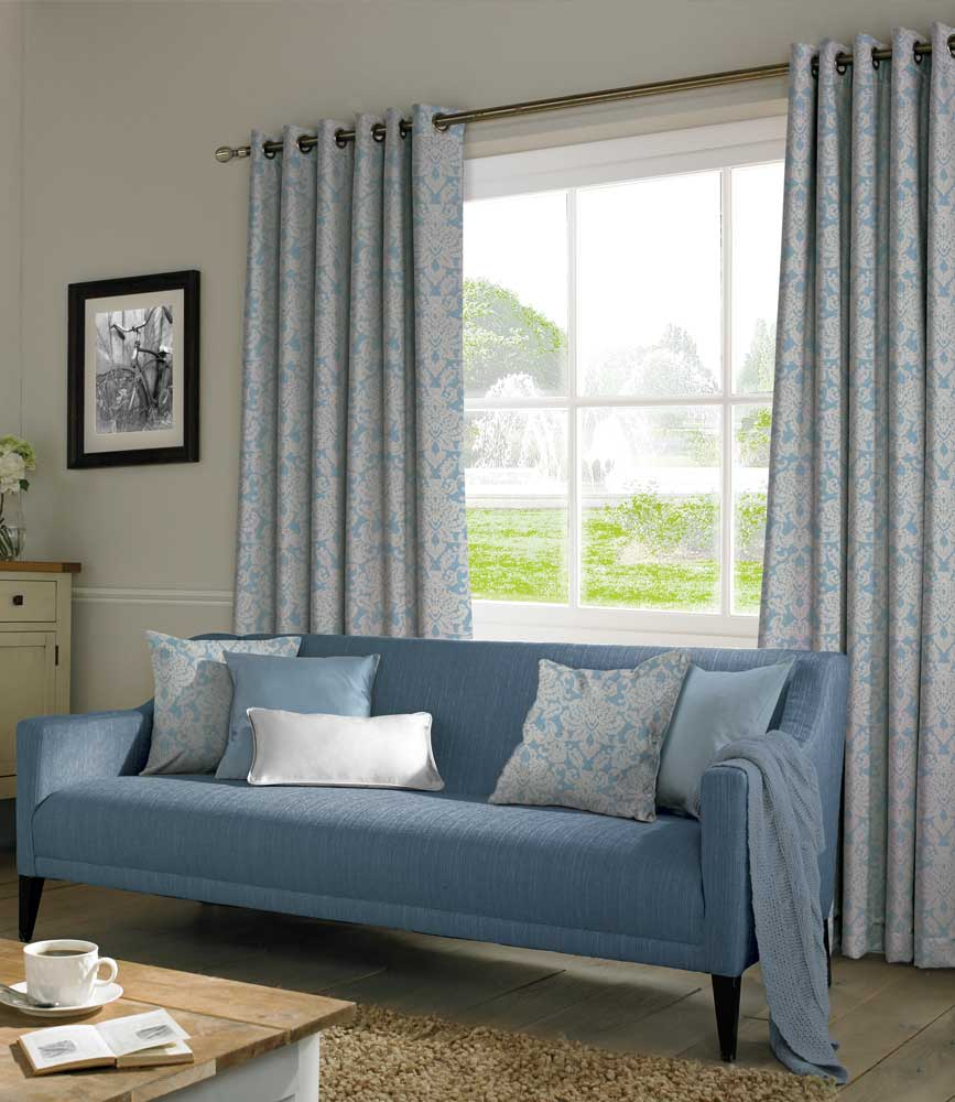Pencil Pleat Curtains Dubaiblinds