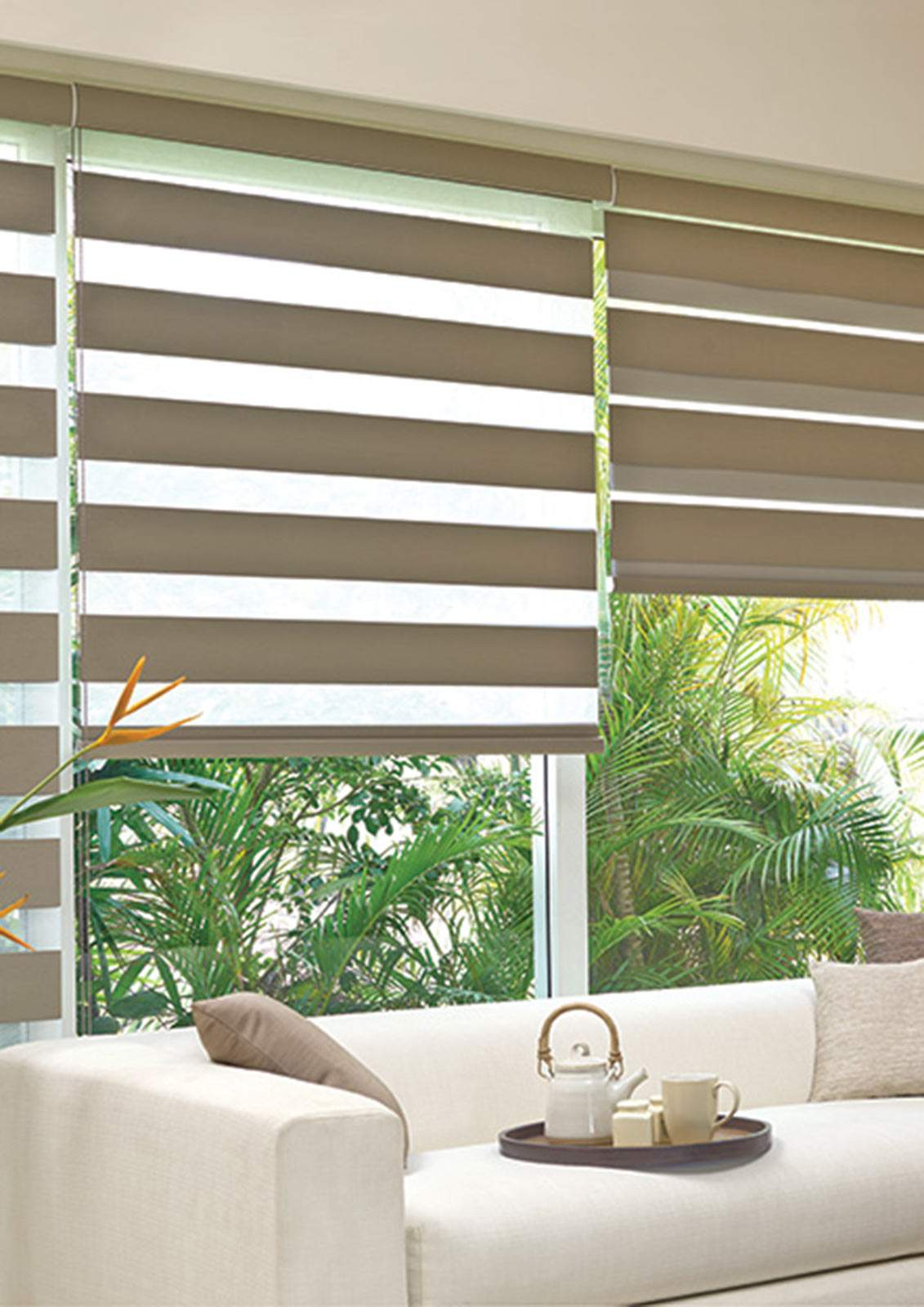 Wooden Venetian Blinds - Pure