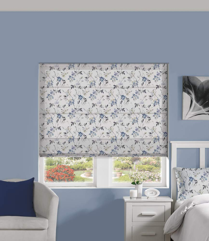 Blossom Lagoon - Bedroom Blinds