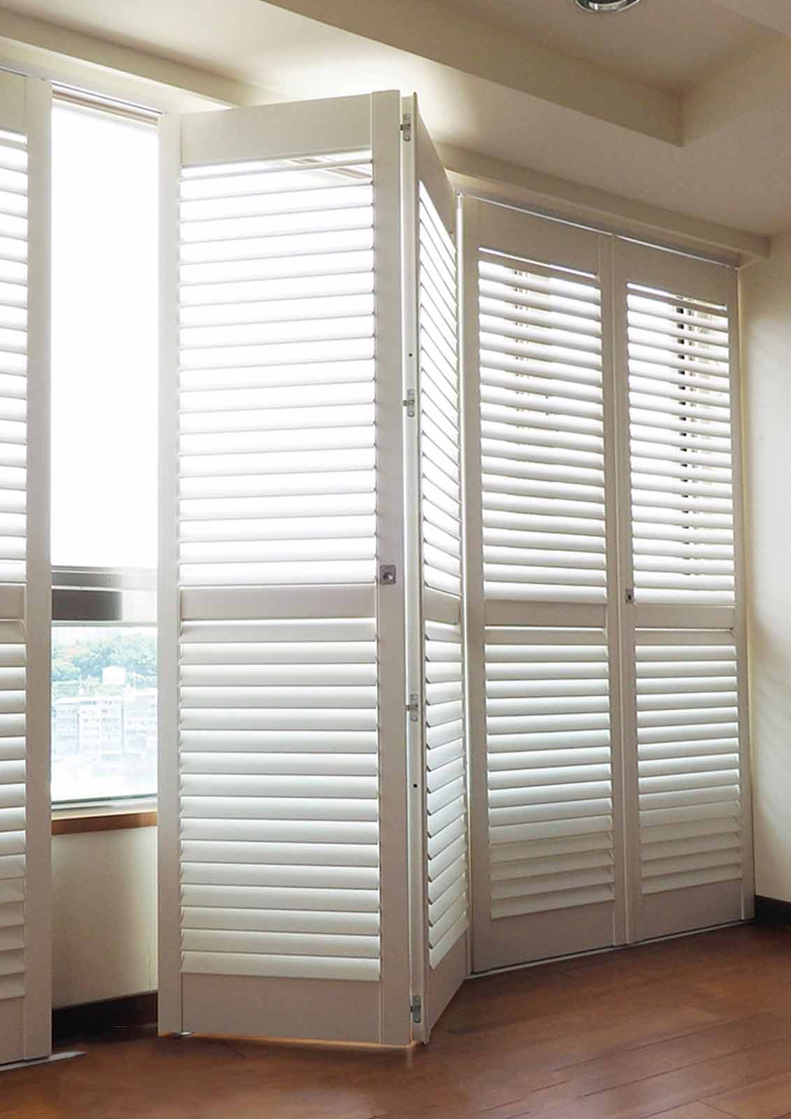 Shutters Wooden Plantation Window Shutters Dubai Shutters