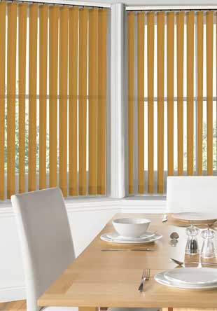 Vertical Blinds - Chelsea corn