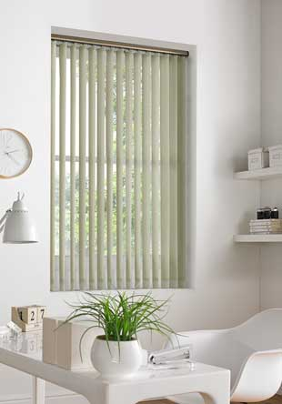 Vertical Blinds - Herning
