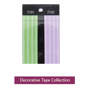 Wooden Venetian Blinds - Decorative Tape Collection