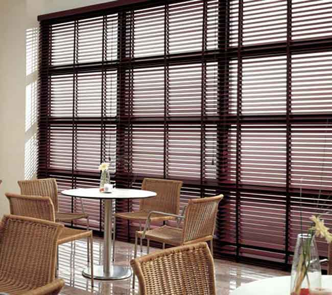 Hotels & Restaurants Blinds