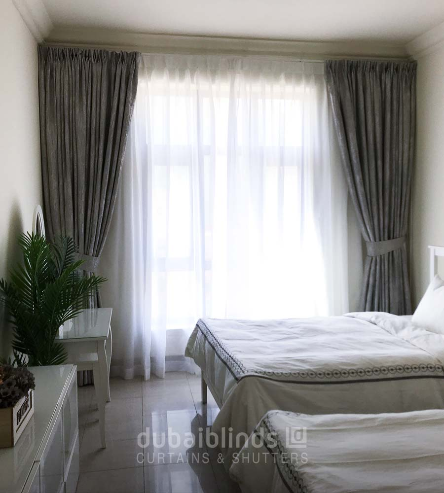 Curtains in Souq Al Bahar Dubai