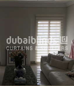 blinds and curtains in Blue Waters, dubai