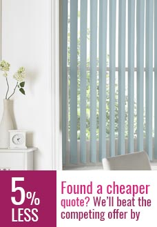 3 Vertical Blinds for 599dhs