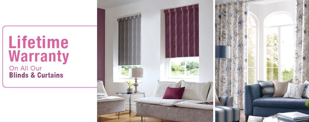 Blinds Lifetime Warranty